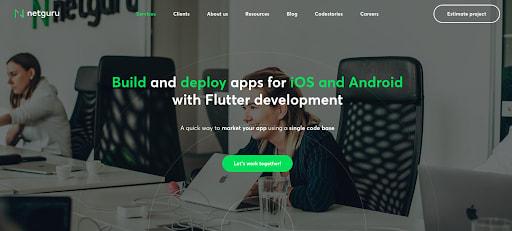 top flutter development companies