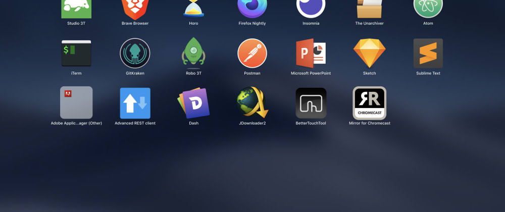 Cover image for TOP 30 Mac Useful Tools