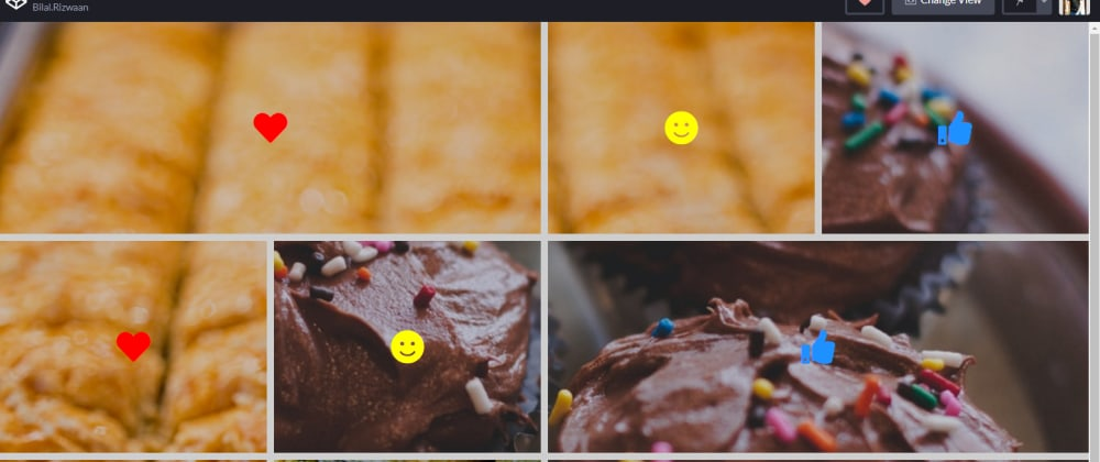 Cover image for CSS Grid Layout With Image Span Using HTML & CSS3
