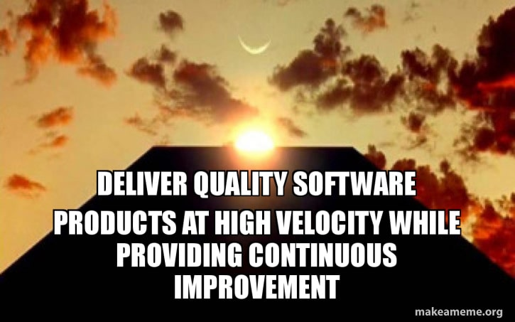 Deliver Quality Software