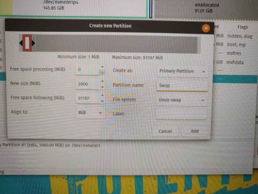Installing Linux - DEV Community 👩 💻👨 💻