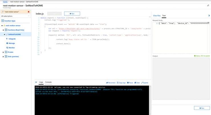 Azure Portal Test