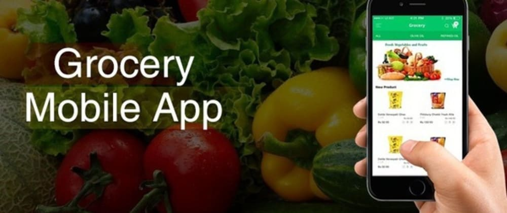 Cover image for How Much Does It Cost to Develop Grocery Delivery Mobile App?