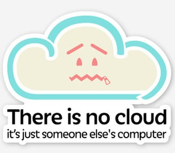 Cloud is not magic