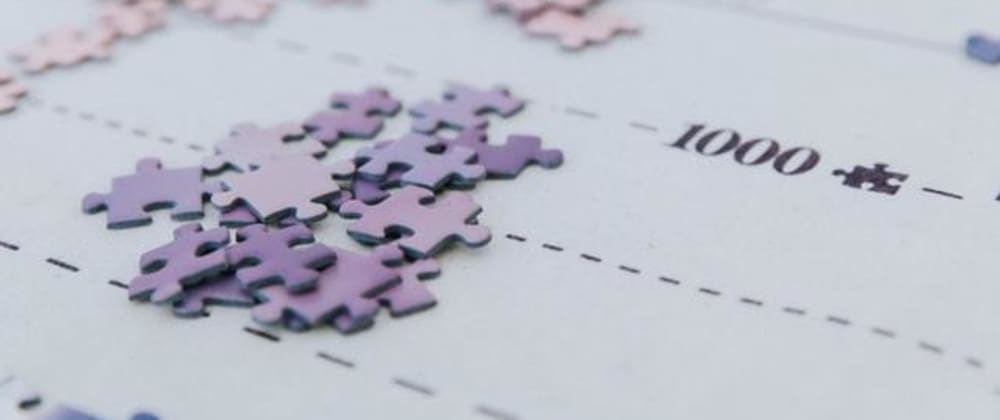 Cover image for Learning Software Development is like building a jigsaw puzzle