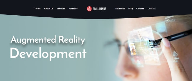 BrillMindz-Top Leading Augmented Reality Developers