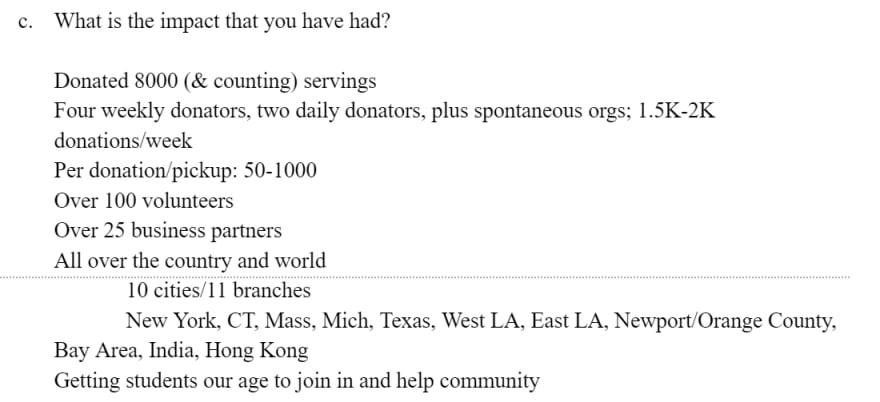 Interview questions screenshot 2