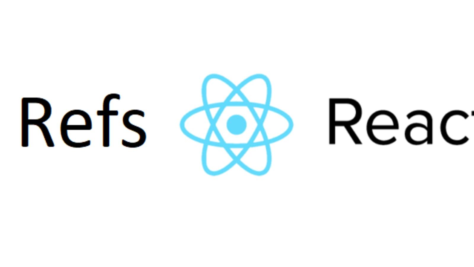 ری اکت رف React Ref  میتواند یک المنت را سلکت کند!