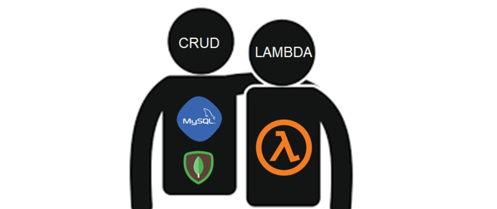 Cover image for CRUD Is a Great Way To Go Serverless