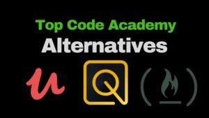 Top Code Academy Alternatives