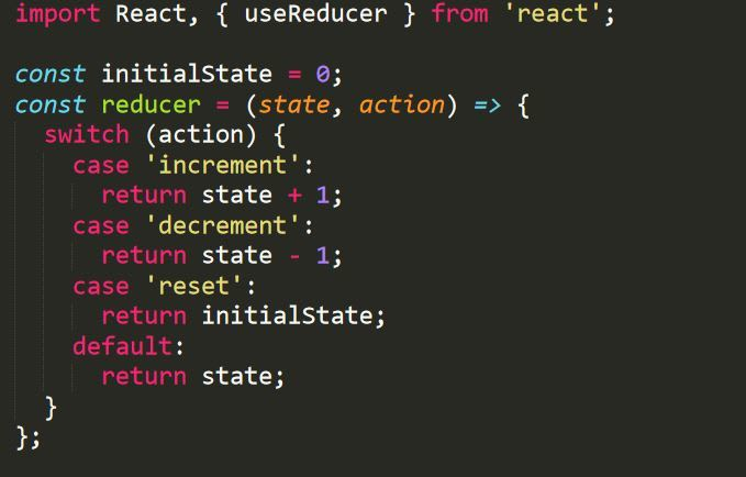 reducer fnction