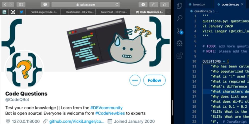 Code Questions Bot