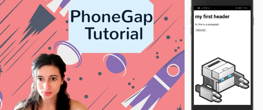Cover image for How To Create An App In 10min with PhoneGap + Tips