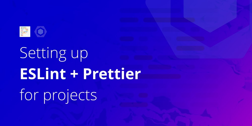 Setting up ESLint + Prettier on project 🔏 - DEV Community