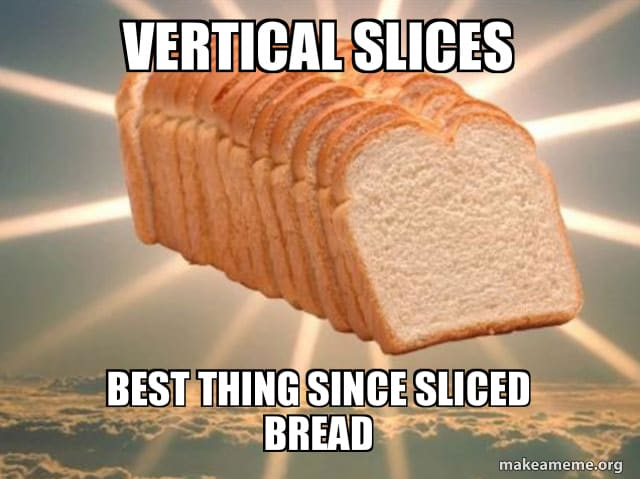Vetical Slices Best