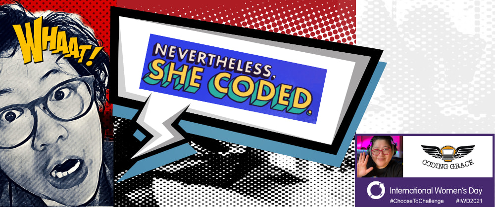 Cover image for Nevertheless, whykay 👩🏻💻🐈🏳️🌈 (she/her) Coded in 2021!