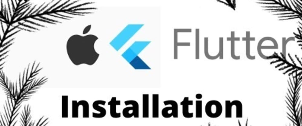 Cover image for Flutter set up for android on mac