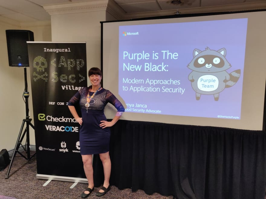 See my slides here: http://aka.ms/purpleslides