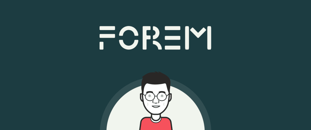 Cover image for Exciting time ahead.  I joined the Forem🌱 team
