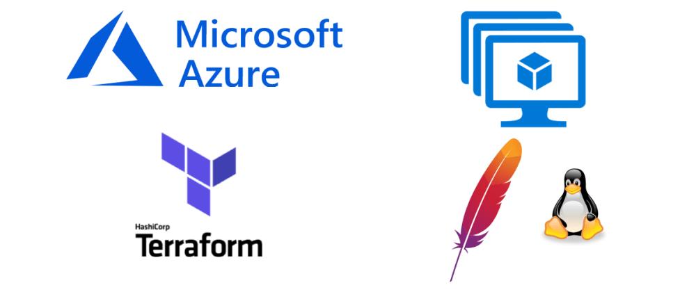 Cover image for Crear VM-Apache2 con Terraform en Azure [ES]