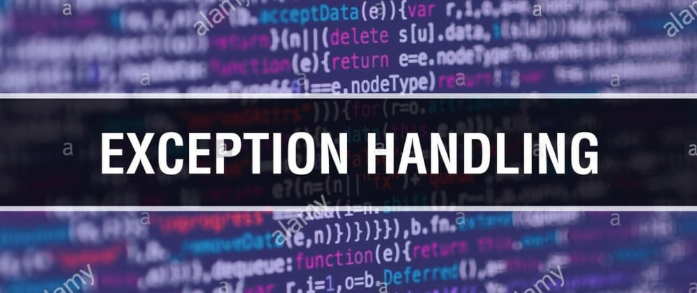 Cover image for Designing With Exceptions and Errors ( Part I ) - The Need For Exception Handling Mechanisms