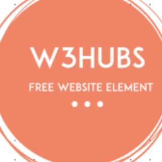 w3hubs profile
