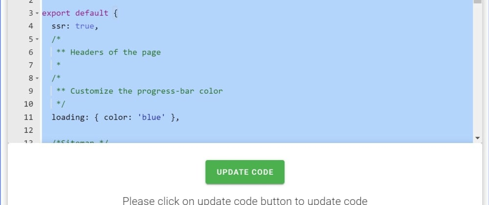 Cover image for Share code snippets is now improved