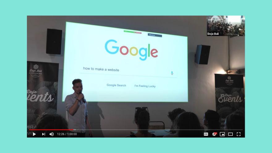 levelsio Makebook presentation