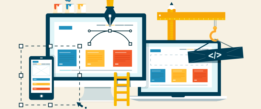 Cover image for How I Built my Website from Scratch: a Complete Journey! 🌍