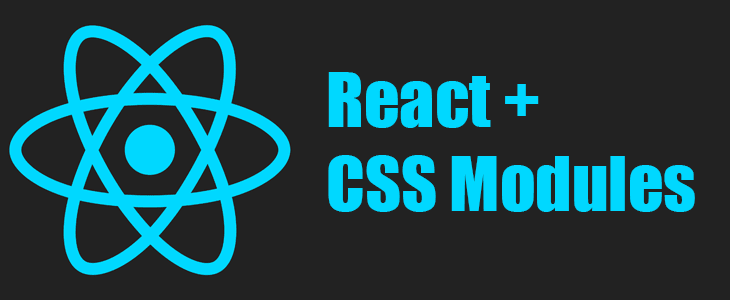 React and CSS Modules