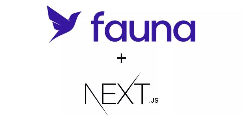 Next js and FaunaDB