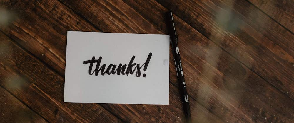 Cover image for Thank you for my first blog post ever and what should i write next?