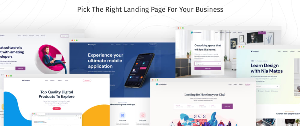 Cover image for FREE Hosting Provider Landing Page