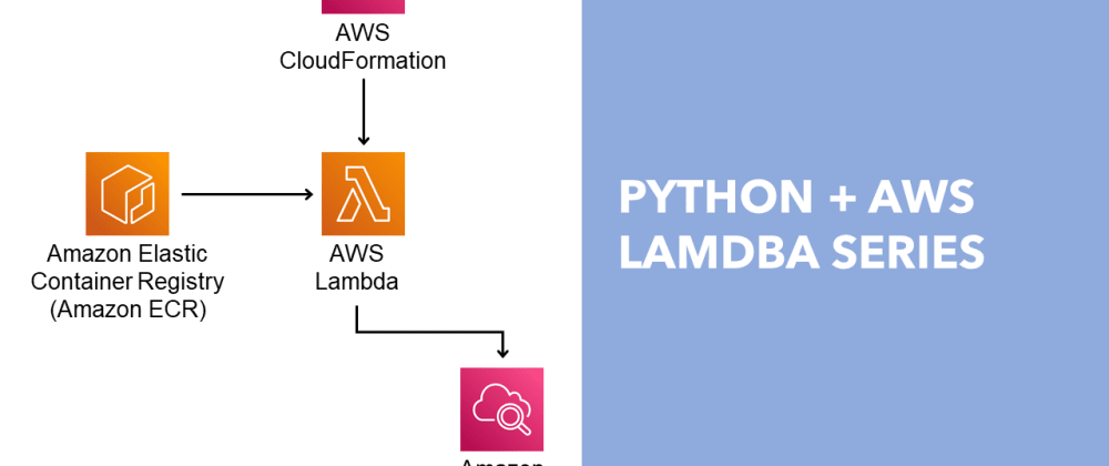Cover image for End-to-End Tutorial on Combining AWS Lambda, Docker, and Python