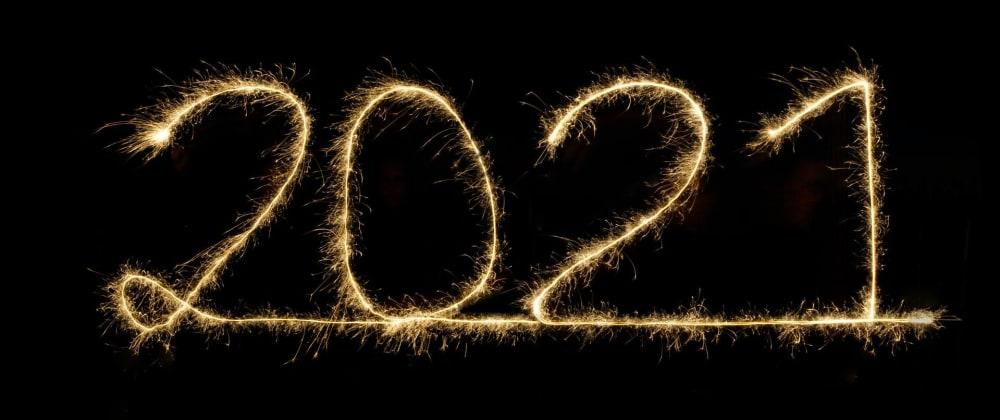 Cover image for Mi plan de estudio para 2021