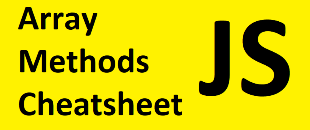 Cover Image for The Ultimate Javascript Cheatsheet