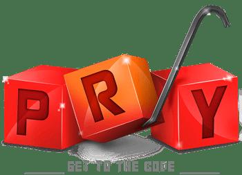 Pry logo