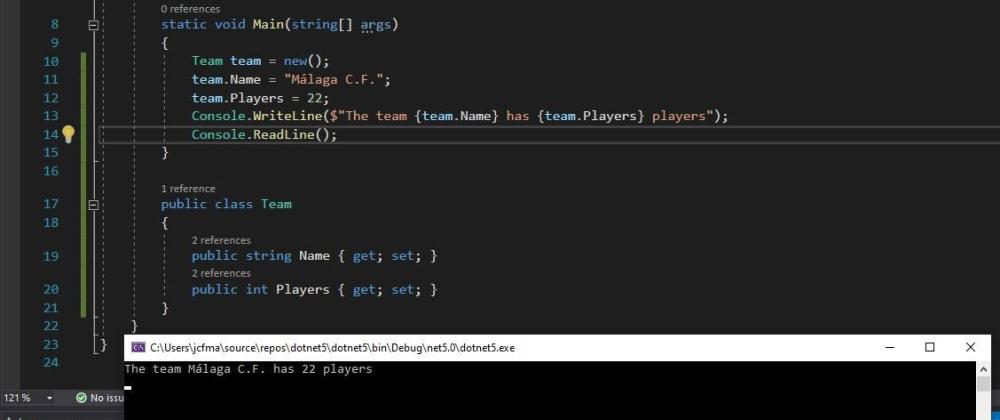 Cover image for Actualizar Visual Studio para usar .NET 5