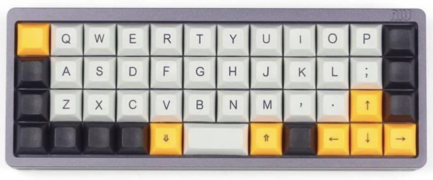 40% keyboard