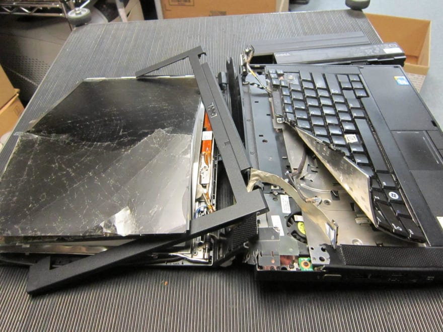 -WRECKED PC PIC-