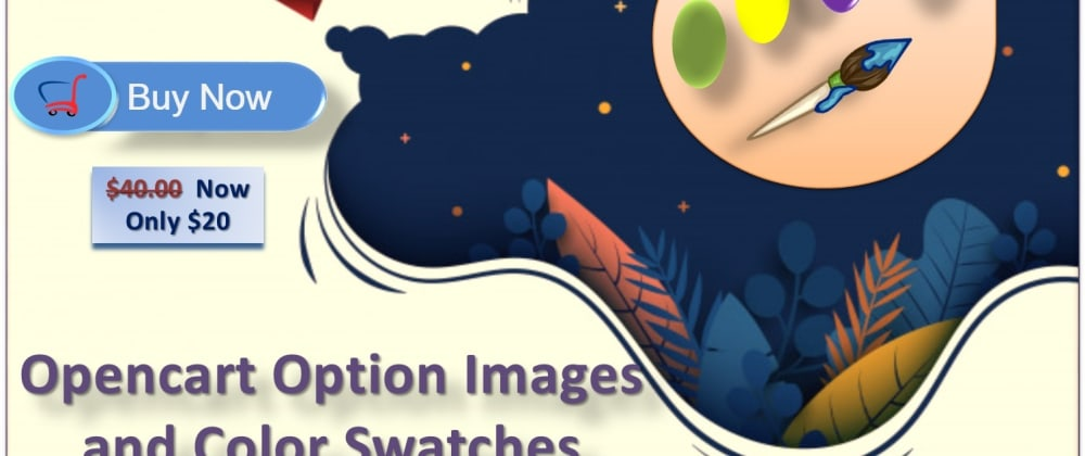Cover image for How Opencart Purpletree Option Images and Color Swatches Extension work?