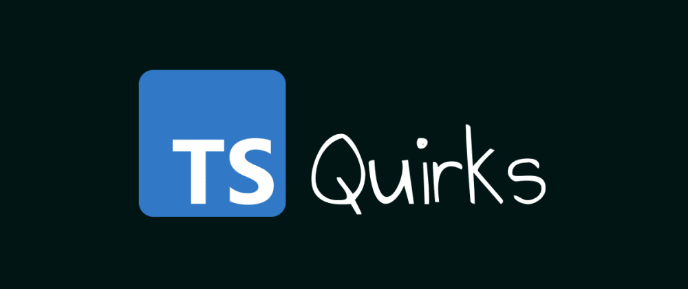 Cover image for Typescript Quirks - String or string? Which one should I use?
