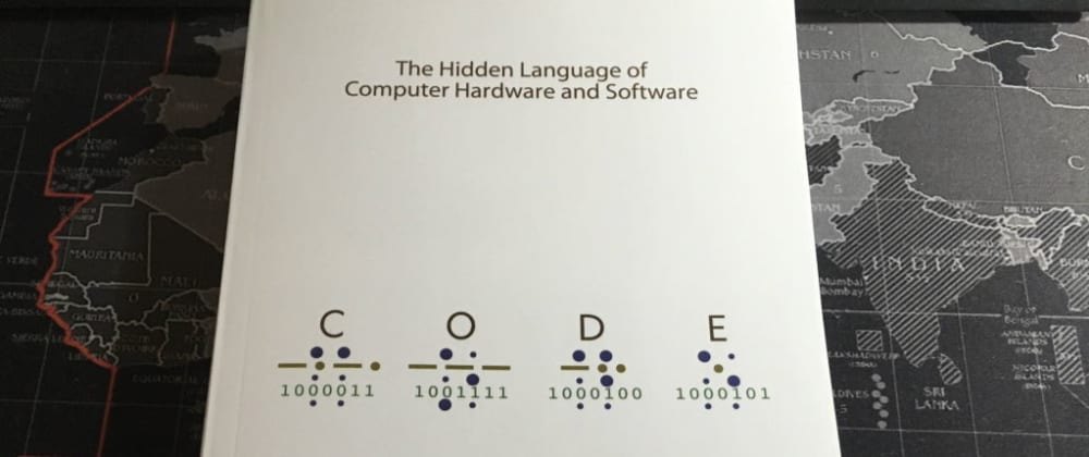 Cover image for Book Review: Code by Charles Petzold