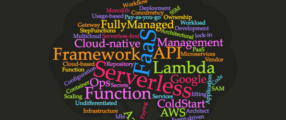 Cover image for Serverless Glossary