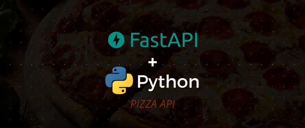 Cover image for Getting Started with FastAPI - Create APIs Quickly using Python