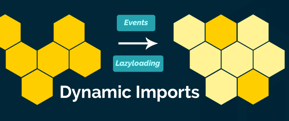 Cover image for The power of dynamic imports