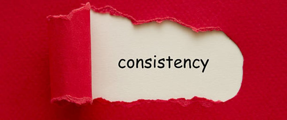 Cover image for  How to be Consistent with Learning to Code.
