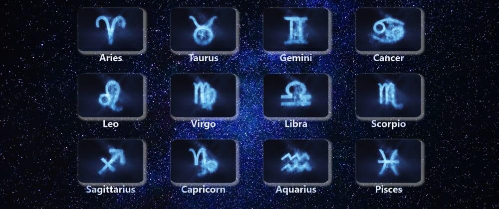 Horoscope Web App
