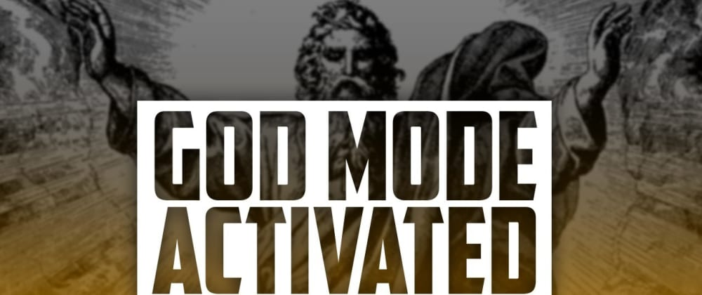 """Cover image for God Mode in browsers: document.designMode = """"on"""""""