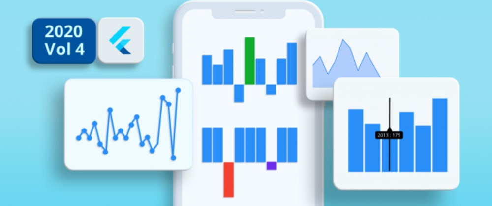 Cover image for Introducing the New Flutter Spark Charts Widget